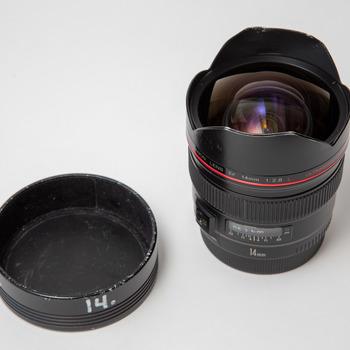 Rent Canon EF 14mm f/2.8L II USM Photo Lens