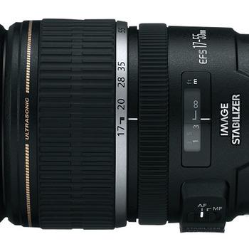 Rent Canon EF-S 17-55mm f/2.8 IS USM Lens