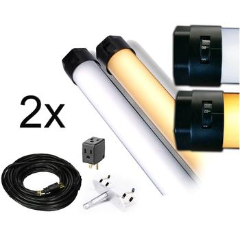 Rent 2 x 4' Quasar Science Q LED Crossfade w/ Stinger