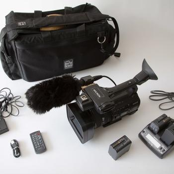 Rent Sony PXW-Z150 4K XDCAM Camcorder