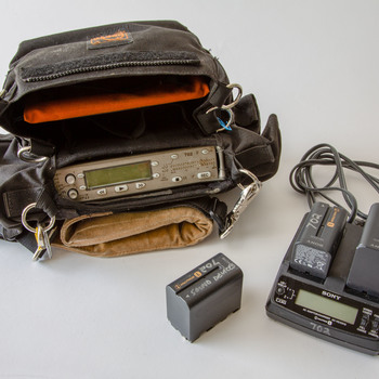 Rent Sound Devices 702 Recorder