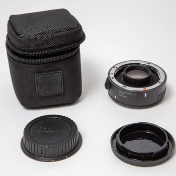 Rent Sigma TC-1401 1.4x Teleconverter for Canon EF