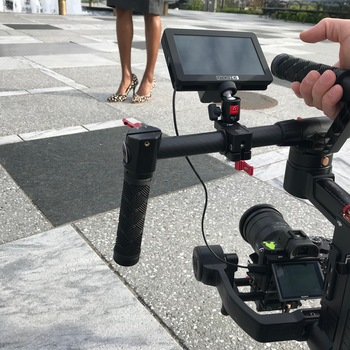 Rent DJI Ronin-M with Nanuk Case and 3 Batteries