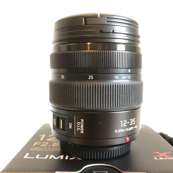 Rent NEW Lumix G X Vario 12-35mm f/2.8 Asph