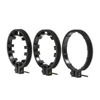 Rent Movo FR3 Adjustable 3-Piece Follow Focus Ring Gear Set