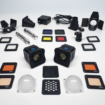Rent Lume Cube LED lighting bundle