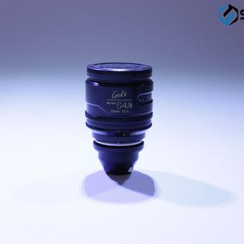 Rent Cooke Mini S4/i 32mm T2.8