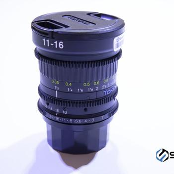 Rent Tokina 11-16mm T3 Cinema Lens PL