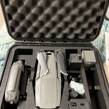 Rent DJI Mavic 2 Pro Drone (BRAND NEW) + 2 Sandisk 128GB MircoSD + 2 Batteries + Hard Case