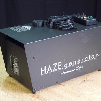 Rent American DJ Haze Generator w/ Haze Juice
