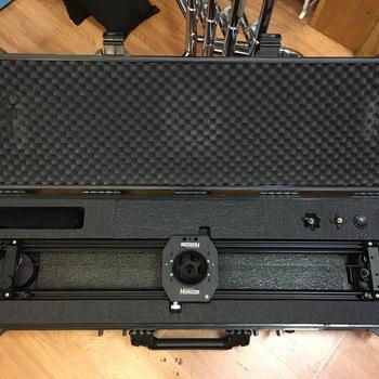 Rent Cinevate Horizen Slider (4-foot) + stands - 100lb capacity!