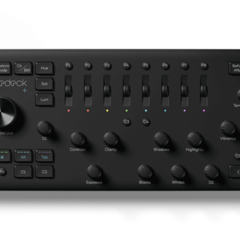 Rent Loupedeck PLUS Photo and Video Editing Console Loupedeck Plus, Lightroom, Premiere, FinalCut Pro +