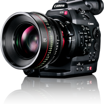 Rent Canon C500 with Odessey 7Q+ Recorder