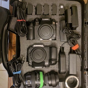 Rent Dual GH4 Interview Kit