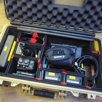 Rent Canon C300 Mark II (EF mount) + accessories