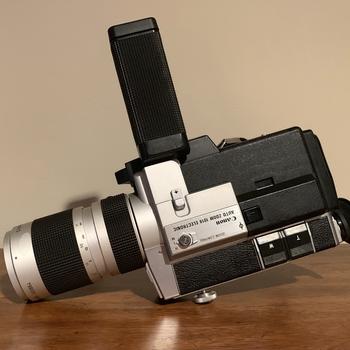 Rent Canon Auto Zoom 1014 Super 8mm film Camera