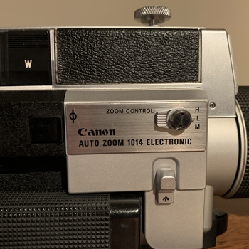 Rent Canon Auto Zoom 1014 Super 8mm film Camera