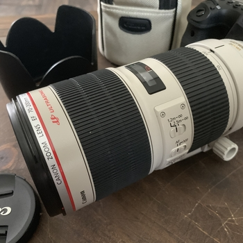 Rent Canon 70-200! Version 2 with Image Stabilization! Renting out to friends!
