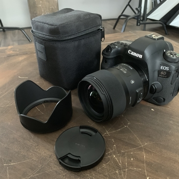 Rent Sigma 35mm 1.4 ART Lens! Renting out to friends!