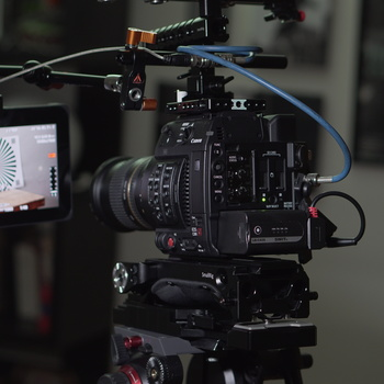 Rent Canon C200B Event/Doc package