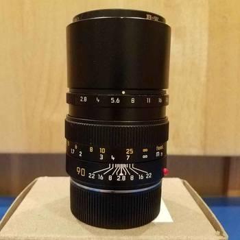 Rent Leica Elmarit M-90mm f2.8 Prime lens - 11807