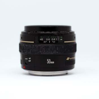 Rent Canon EF 50mm f/1.4 USM Prime Lens for DSLRs