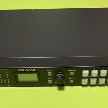 Rent Roland  XS-62S  3G SDI production video switcher/mixer #1