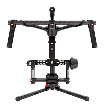 Rent DJI Ronin Package with Extension arms for larger cameras such as Black Magic URSA Mini