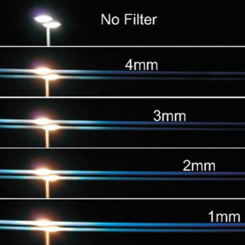 Rent Schneider 82mm Self-Rotating 2mm Blue True-Streak Filter