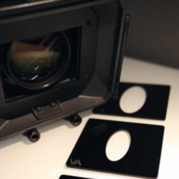 "Rent CineMorph Matte Box Anamorphic Looks Filters 4x5.65"" (Set of 4)"
