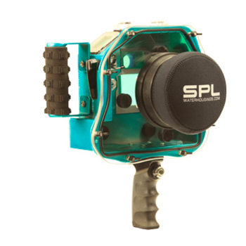 Rent SPL underwater housing for 1DX Mark II w/ zoom control