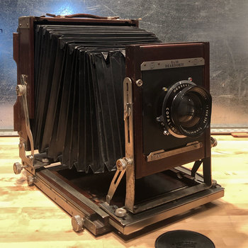 Rent Deardorff 8 x 10 Field View Camera Kit