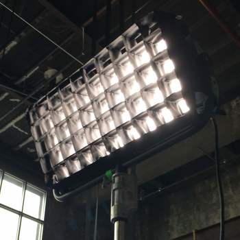 Rent Litpanels Gemini 2x1 RGB LED Soft Panel