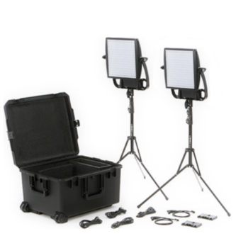 Rent LitePanels Astra LED Kit 6x Bi-Color / Bi-Focus Panels