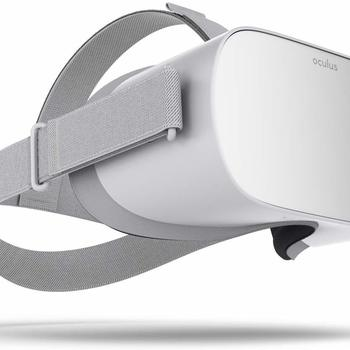 Rent Oculus Go Standalone Virtual Reality Headset - 32GB