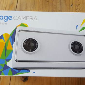 Rent Mirage Camera with Daydream