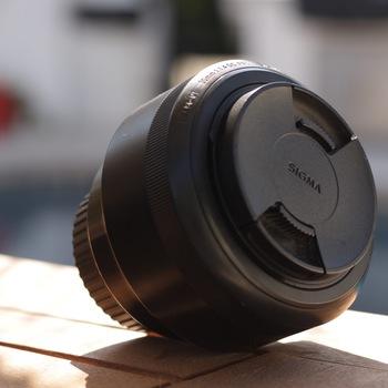 Rent Sigma 30mm f1.4 Art EF Mount