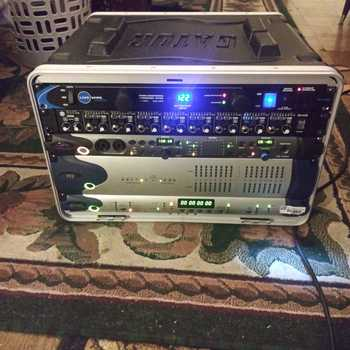 Rent Avid HD Native 14 channel input with 8 channel headphone box