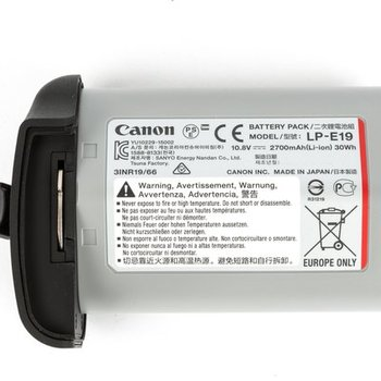 Rent Canon LP-E19 Battery For 1DX Mark II