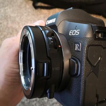 Rent Canon EOS R Kit