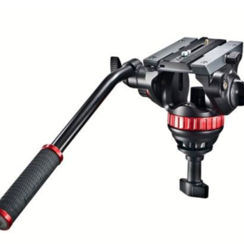 Rent Manfrotto Carbon-Fiber Tripod with Fluid Head