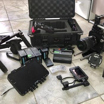 Rent Sony PXW-FS7 w/ Odyssey 7Q+ Monitor/Recorder Kit