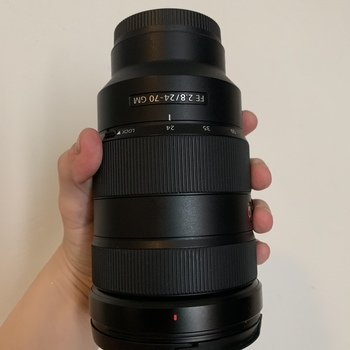 Rent Sony FE Zoom 24-70mm f/2.8 GM