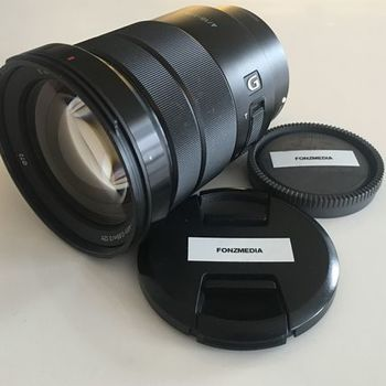 Rent Sony E PZ 18-105mm f/4 G OSS Lens