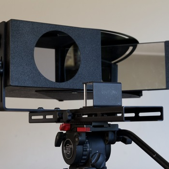 Rent EyeDirect Mark II with iPad // Teleprompter and Interrotron!