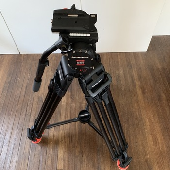 Rent Ultimate 1030Ds Fluid Head & 30L Tripod System