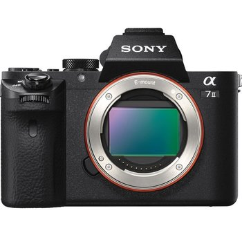 Rent Sony a7 ii with Canon EF mount (A&G Productions)