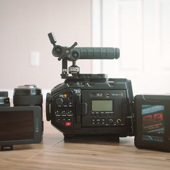 Rent Blackmagic URSA Mini Pro Kit