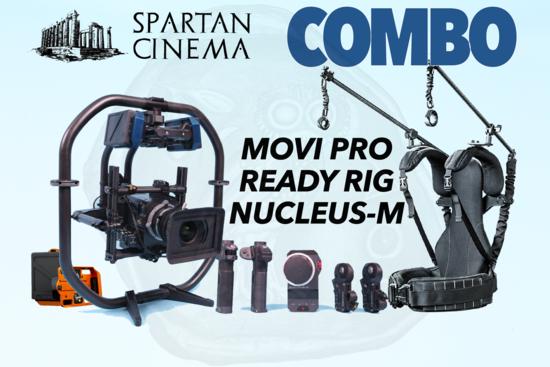 Movi pro nucleus m ready rig p1
