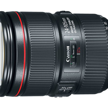 Rent Canon 24-105 II L Series f4 with IS